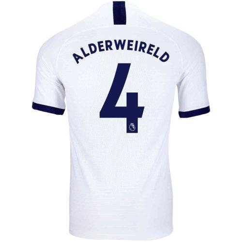 2019/20 Nike Toby Alderweireld Tottenham Home Match Jersey