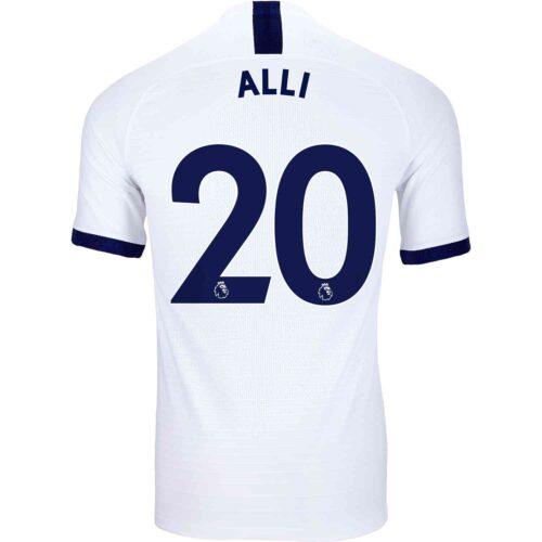 2019/20 Nike Dele Alli Tottenham Home Match Jersey