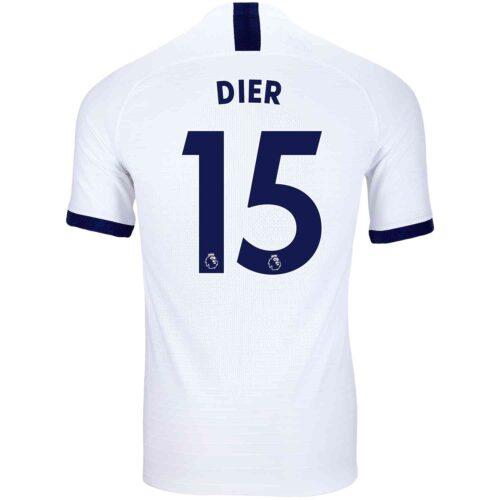 2019/20 Nike Eric Dier Tottenham Home Match Jersey