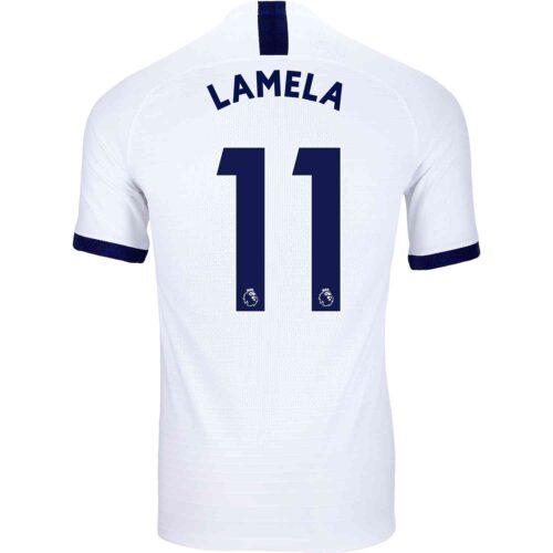 2019/20 Nike Erik Lamela Tottenham Home Match Jersey