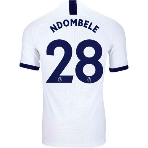 2019/20 Nike Tanguy Ndombele Tottenham Home Match Jersey