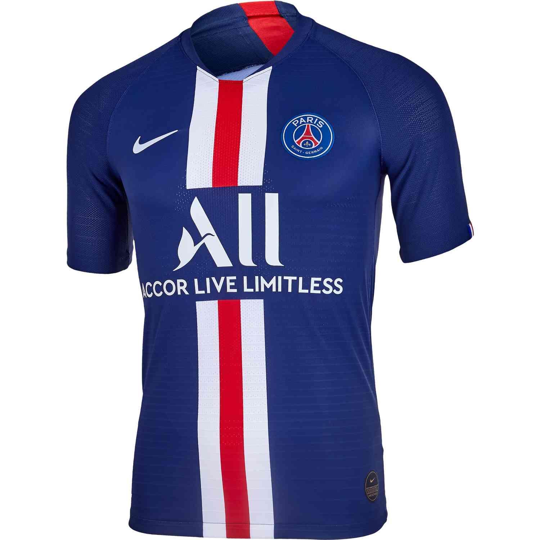 7c9316d1d6a27 2019/20 Nike PSG Home Match Jersey