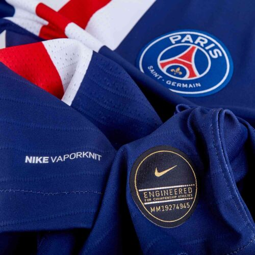 2019/20 Nike PSG Home Match Jersey