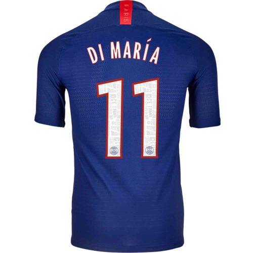 2019/20 Nike Angel Di Maria PSG Home Match Jersey