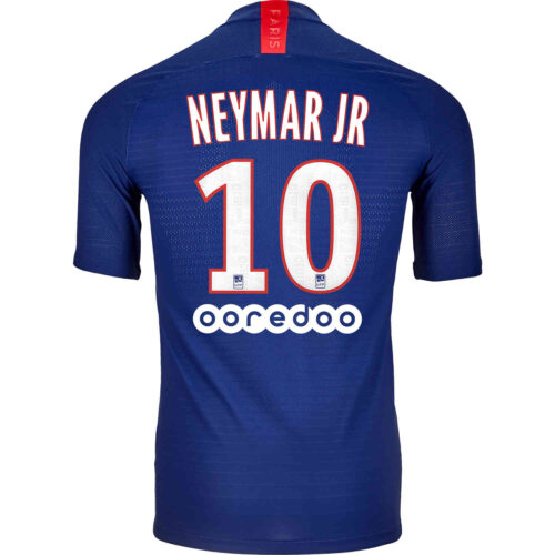 2019/20 Nike Neymar Jr PSG Home Match Jersey