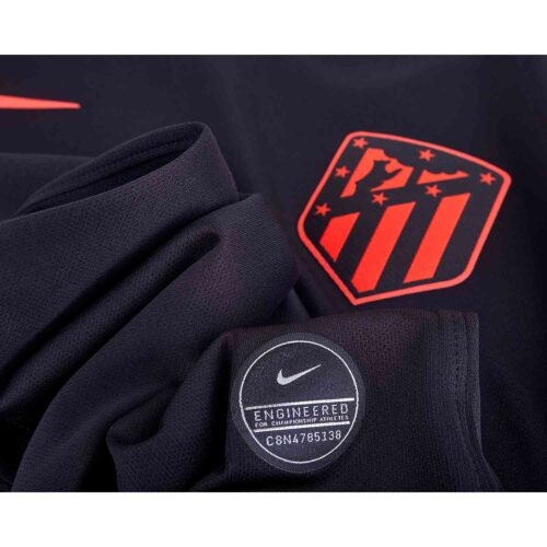 2019/20 Nike Atletico Madrid Away Jersey