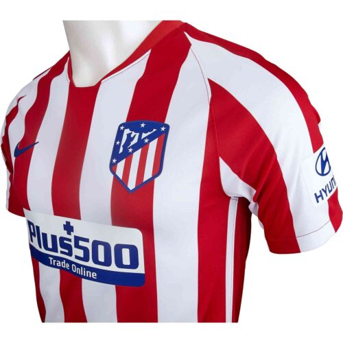 2019/20 Nike Atletico Madrid Home Jersey