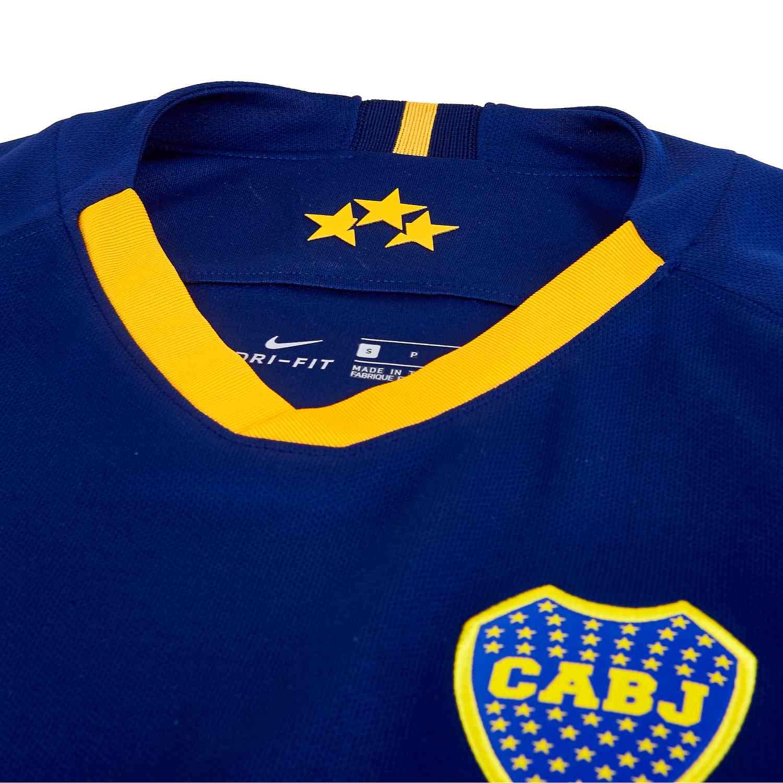 big sale 82e80 95d4e Nike Boca Juniors Home Jersey - 2019/20 - SoccerPro