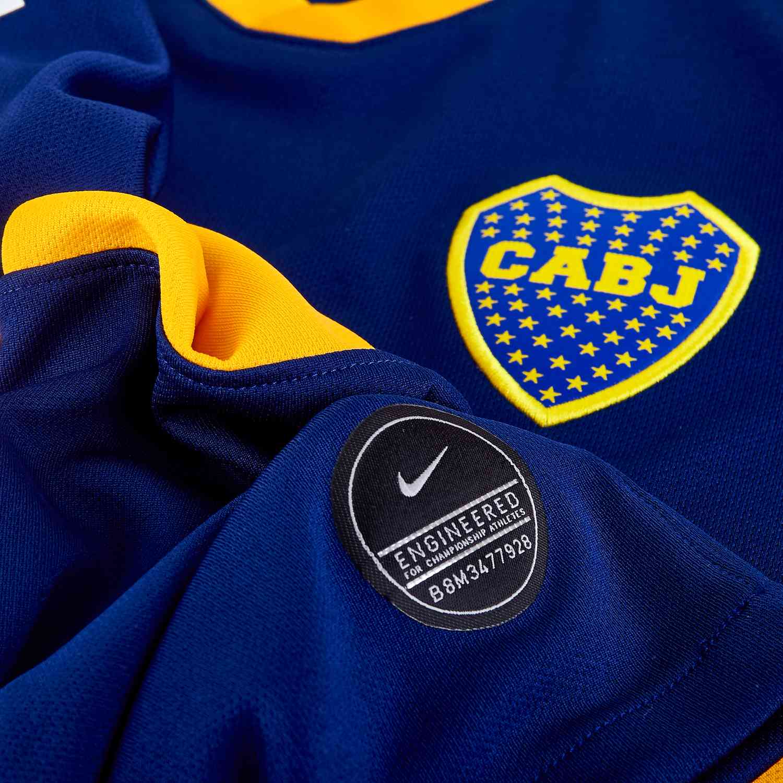 big sale afb7f 03c5b Nike Boca Juniors Home Jersey - 2019/20 - SoccerPro