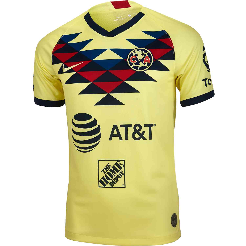 Nike Club America Home Jersey – 2019/20