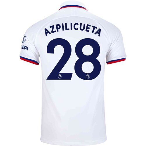 2019/20 Nike Cesar Azpilicueta Chelsea Away Jersey