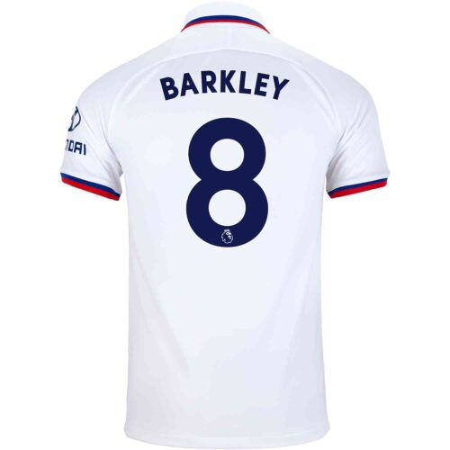 2019/20 Nike Ross Barkley Chelsea Away Jersey