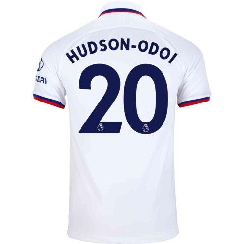 2019/20 Nike Callum Hudson-Odoi Chelsea Away Jersey