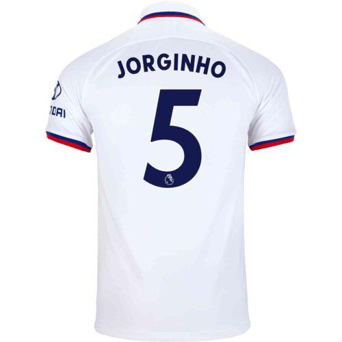 2019/20 Nike Jorginho Chelsea Away Jersey