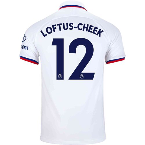 2019/20 Nike Ruben Loftus-Cheek Chelsea Away Jersey