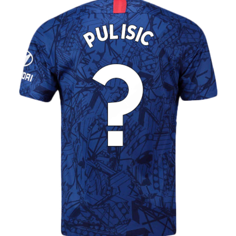 aa9f4d58d 2019 20 Nike Christian Pulisic Chelsea Home Jersey - SoccerPro