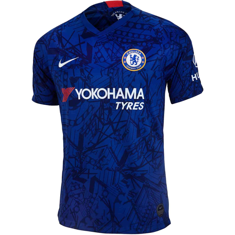 2019 20 Nike Chelsea Home Jersey Soccerpro