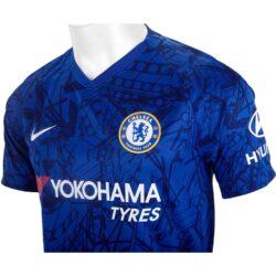 sale retailer ef57a 7253d 2019/20 Nike Christian Pulisic Chelsea Home Jersey - SoccerPro