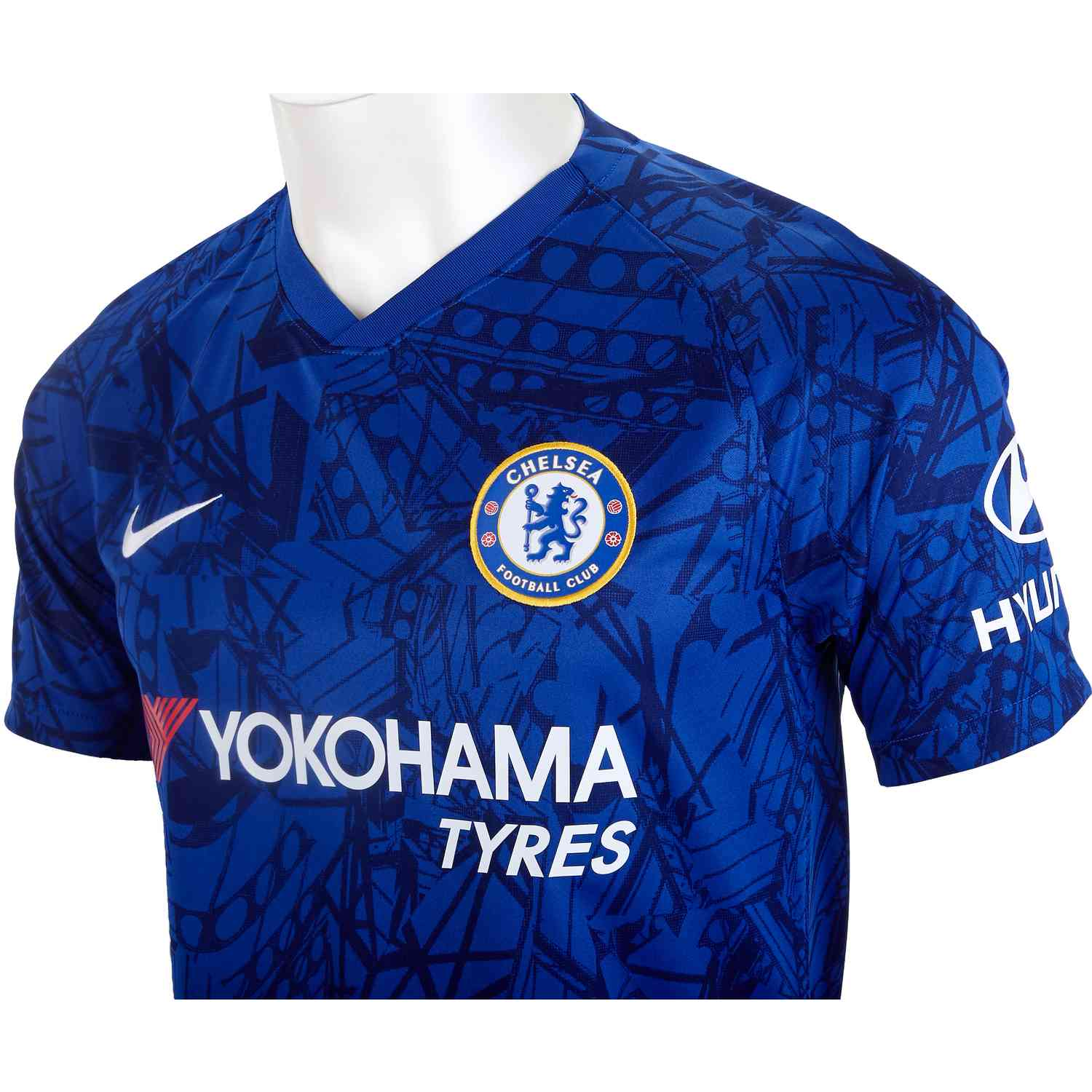low priced f49cc 67657 2019/20 Nike Jorginho Chelsea Home Jersey - SoccerPro