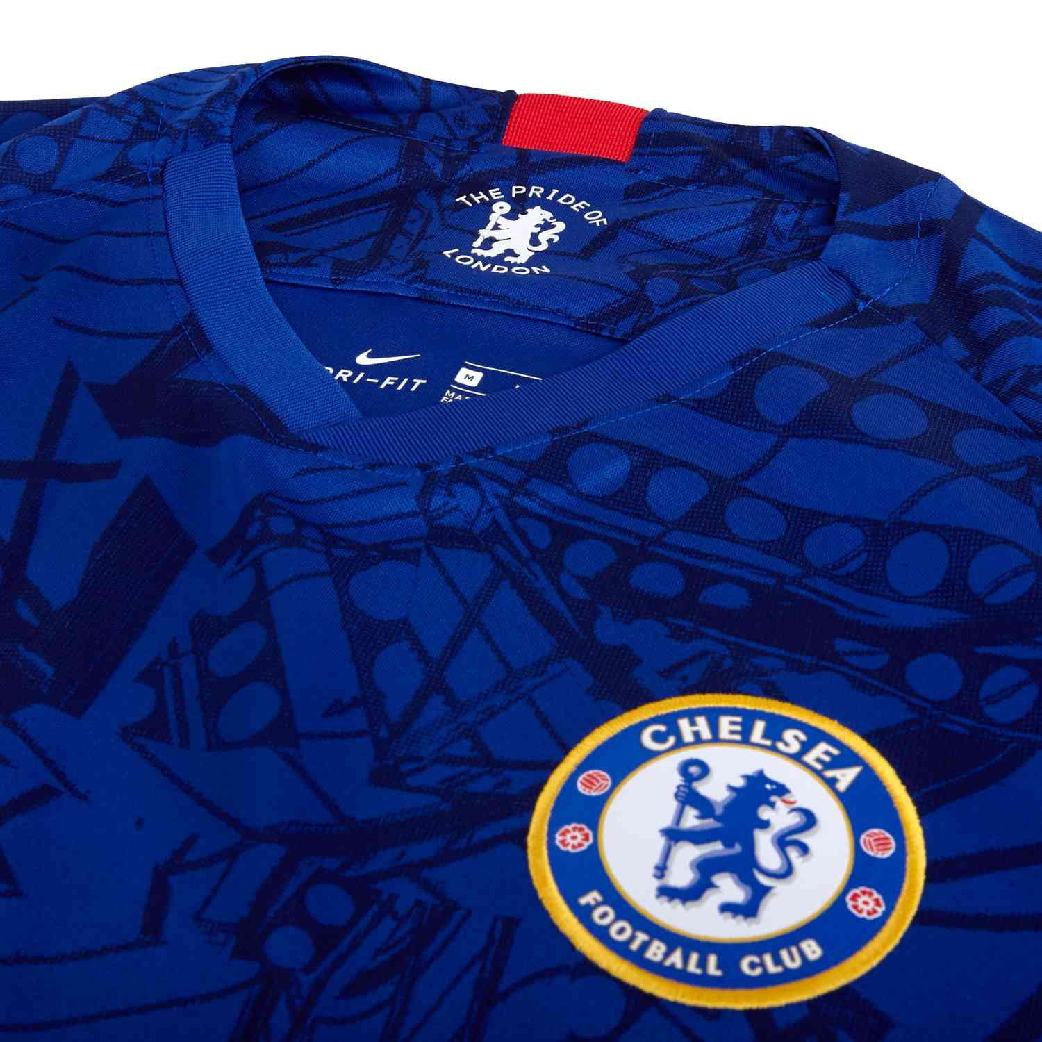 cheap for discount d7e1e 1175c 2019/20 Nike Chelsea Home Jersey - SoccerPro