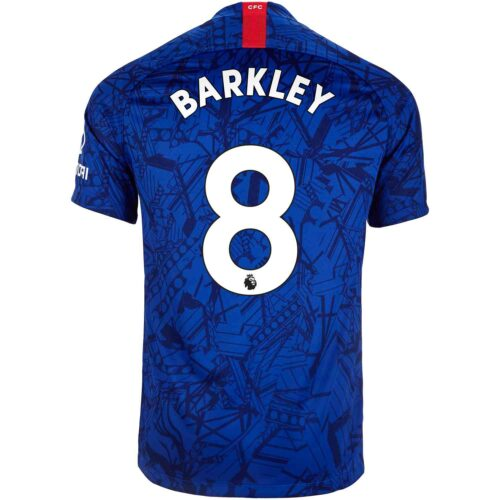 2019/20 Nike Ross Barkley Chelsea Home Jersey