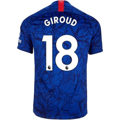 2019/20 Nike Olivier Giroud Chelsea Home Jersey