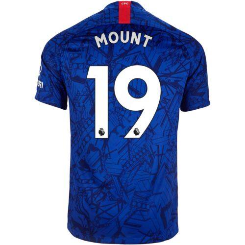 2019/20 Nike Mason Mount Chelsea Home Jersey