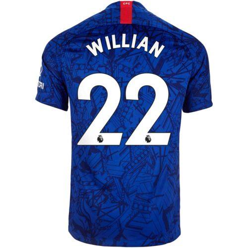 2019/20 Nike Willian Chelsea Home Jersey