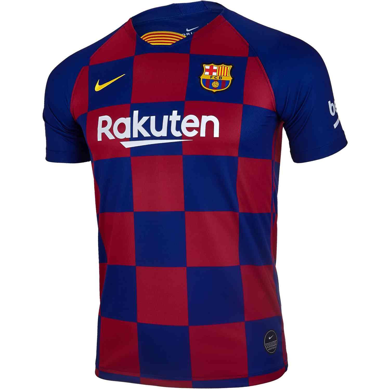 FC Barcelona 2019//20 Home Jersey