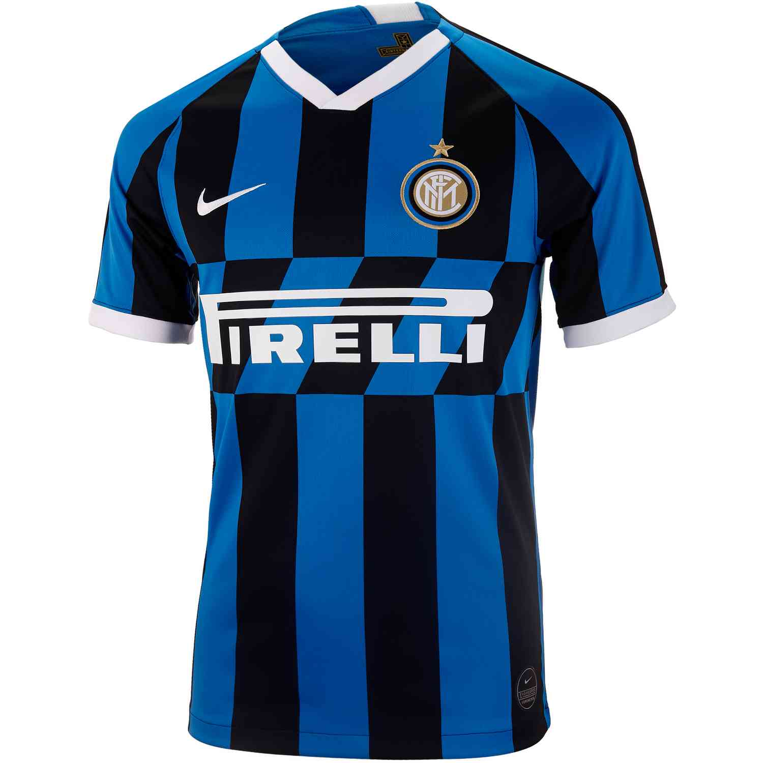 official photos 715f7 0fb91 2019/20 Nike Inter Milan Home Jersey