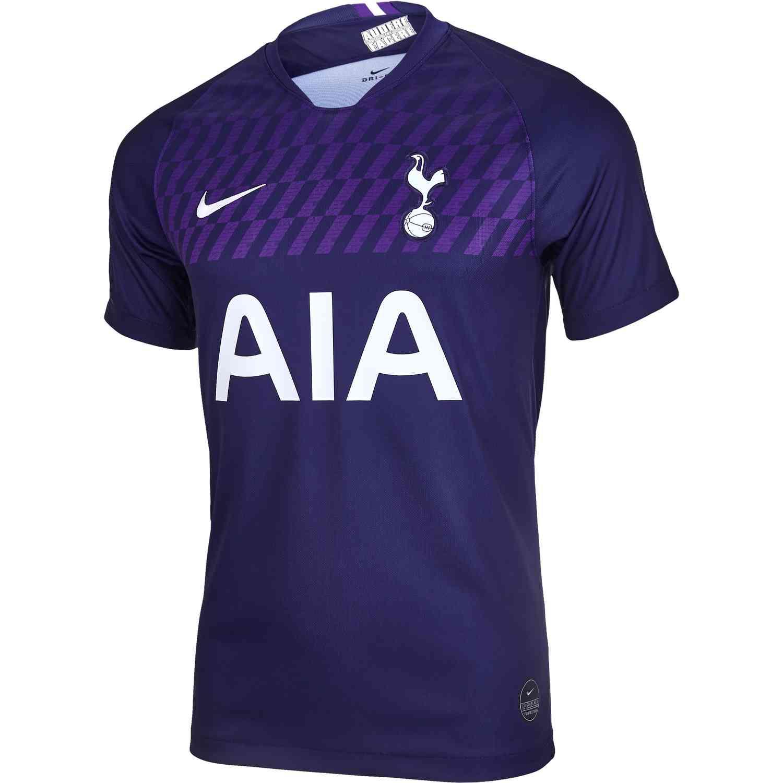 huge discount ab72a 2323a 2019/20 Nike Tottenham Away Jersey
