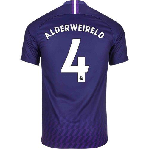 2019/20 Nike Toby Alderweireld Tottenham Away Jersey