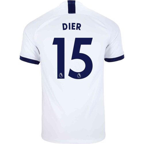 2019/20 Nike Eric Dier Tottenham Home Jersey