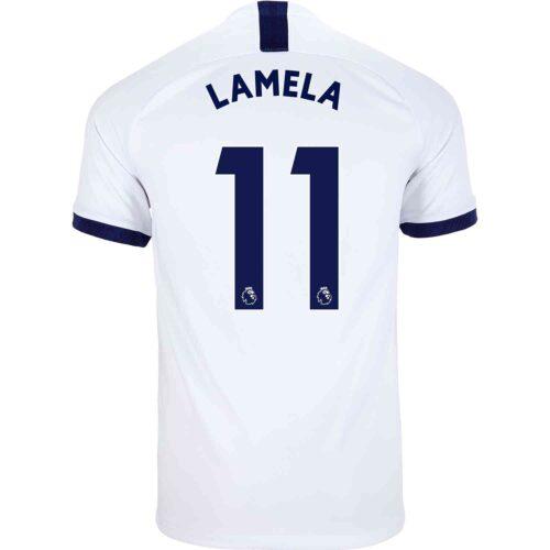 2019/20 Nike Erik Lamela Tottenham Home Jersey