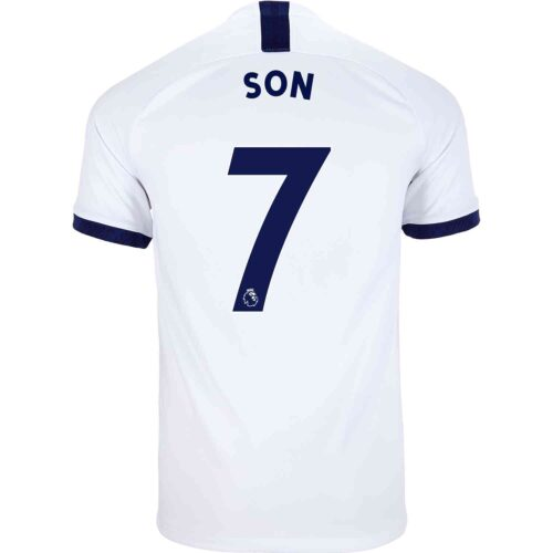 2019/20 Nike Son Heung-min Tottenham Home Jersey
