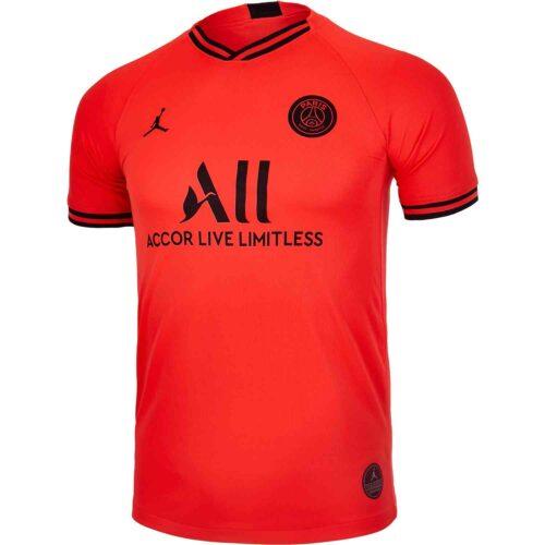 2019/20 Jordan Kylian Mbappe PSG Away Jersey