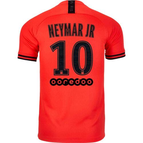 2019/20 Jordan Neymar Jr PSG Away Jersey