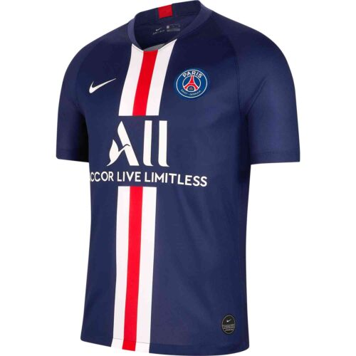 2019/20 Nike PSG Home Jersey