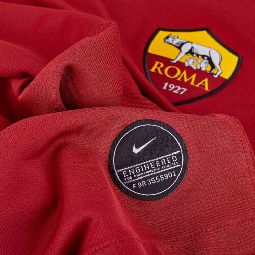 2019/20 Nike AS Roma Home Jersey