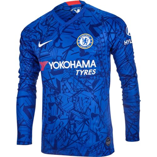 2019/20 Nike Chelsea L/S Home Jersey