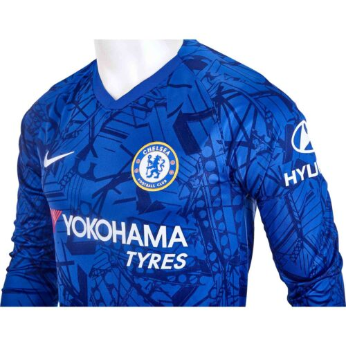2019/20 Nike N'Golo Kante Chelsea L/S Home Jersey