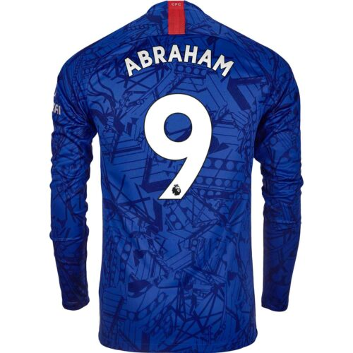 2019/20 Nike Tammy Abraham Chelsea L/S Home Jersey