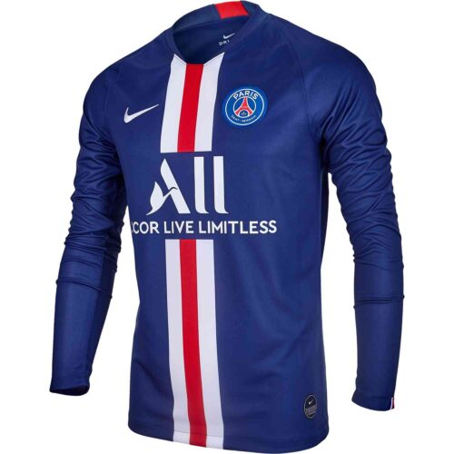 huge discount bb1e3 d7b33 PSG Jerseys | SoccerPro