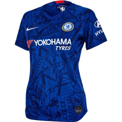 2019/20 Womens Nike Chelsea Home Jersey