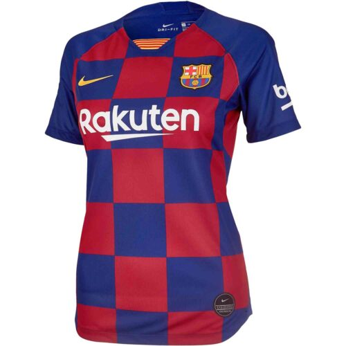 2019/20 Womens Nike Barcelona Home Jersey