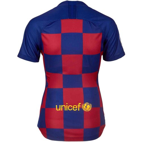 2019/20 Womens Nike Barcelona Home Jersey