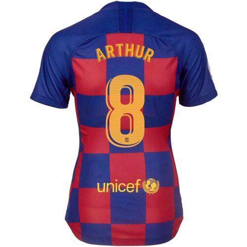 2019/20 Womens Nike Arthur Barcelona Home Jersey