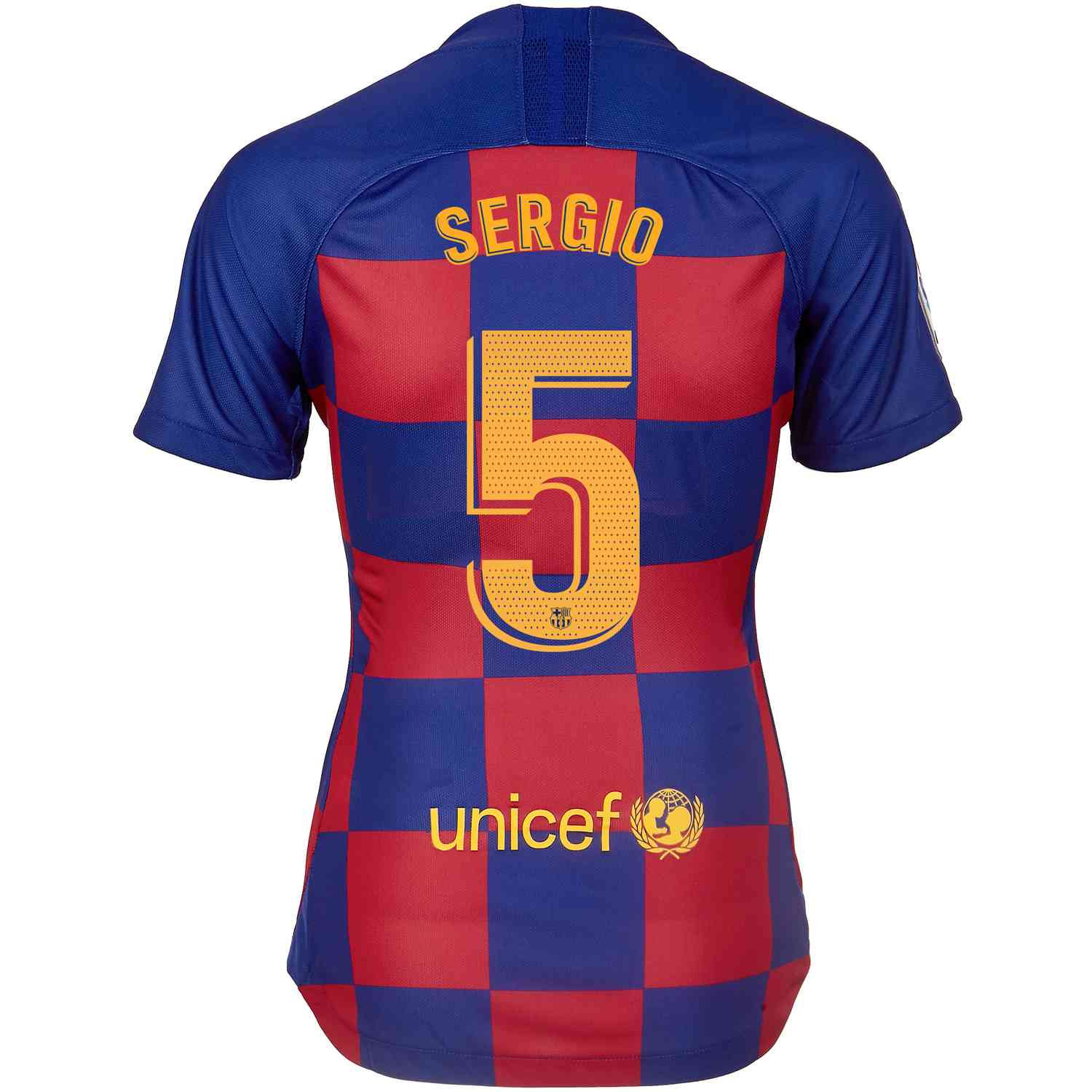 info for fe8be 517cb 2019/20 Womens Nike Sergio Busquets Barcelona Home Jersey ...