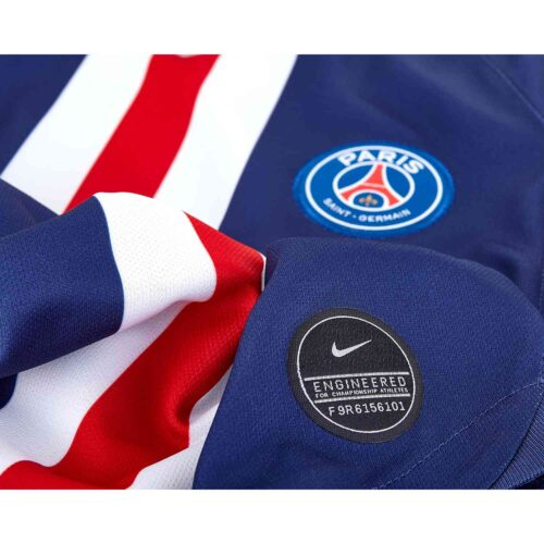 2019/20 Womens Nike PSG Home Jersey