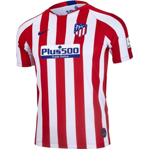 2019/20 Kids Nike Atletico Madrid Home Jersey